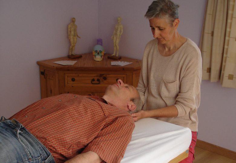 klant cranio sacraal therapie Hilde Van Acker