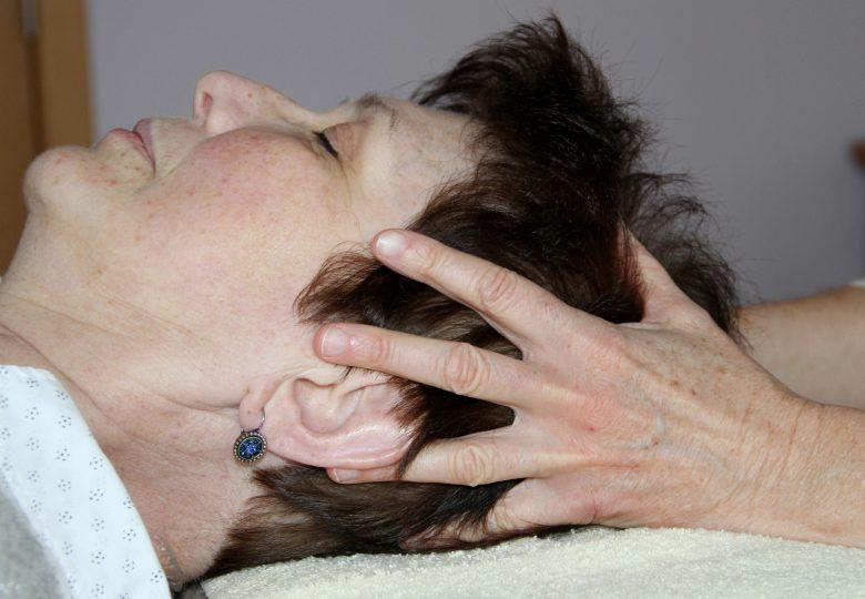 Klant cranio-sacrale therapie